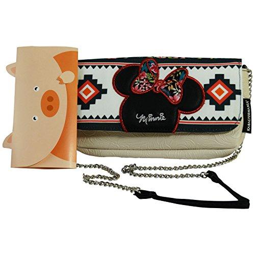 Clutch Pochette Tribes Sac pour Sac Femme Main Minnie Disney Bandoulière Porté wfq0U6n8