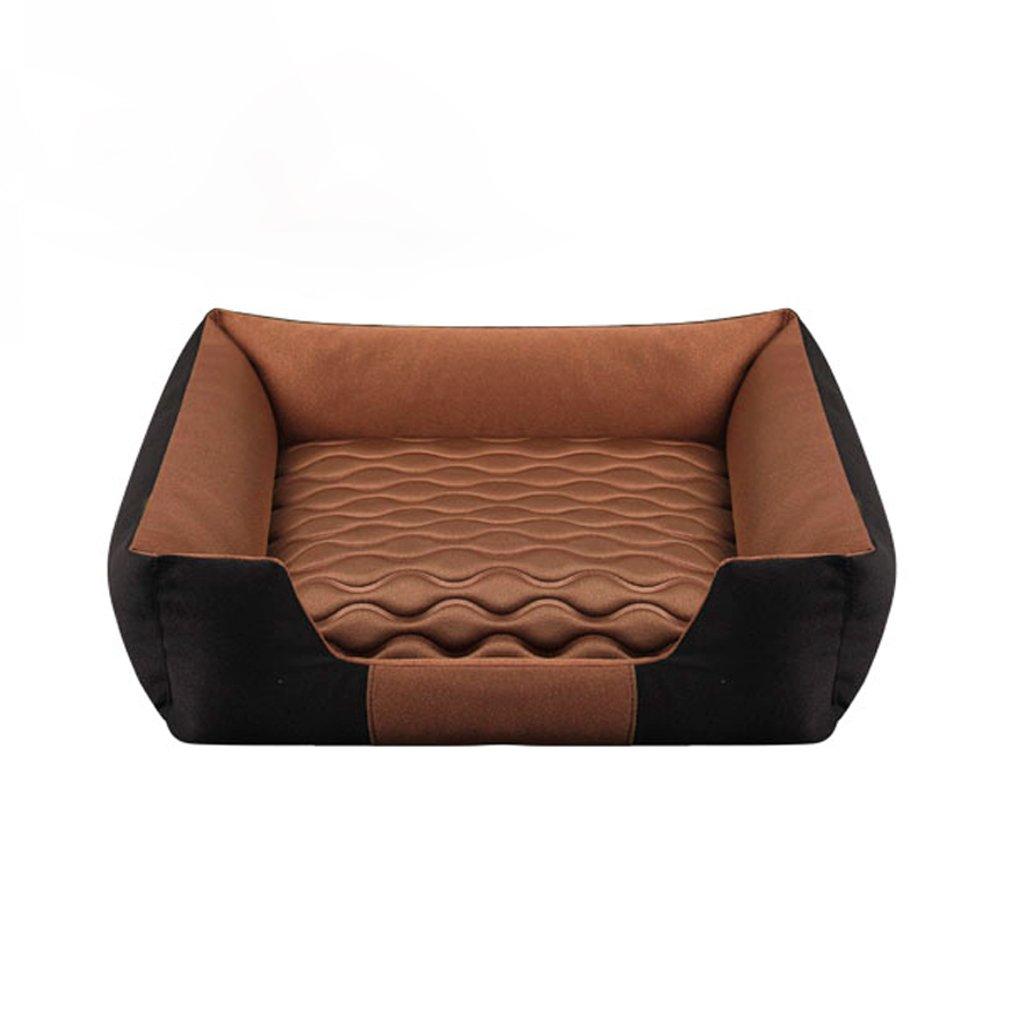 XL-11080CM XUANLAN Ice Silk Pet Bed Dog Bed, 3D Ultrasonic Soft Comfortable Dog Pad Dog Sofa, Fashion Pet Supplies (Size   XL-110  80CM)