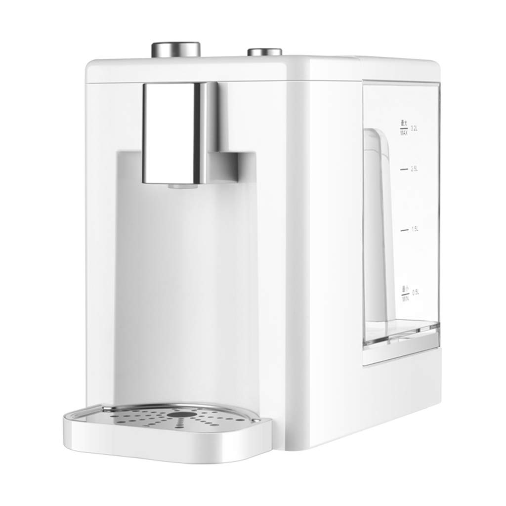 Yc Portable Instant Hot Water Dispenser, Electric Instant Boiling Water Dispenser, Ideal for Home, Office Use, Stainless Steel Liner by Yc