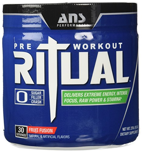 ANS-Performance-Ritual-Pre-Workout-Delivers-Extreme-Energy-with-Intense-Focus-and-Raw-Power-Sugar-Free-Fruit-Fusion-270-Gram