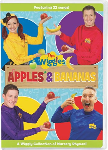 The Wiggles: Apples & Bananas (The Wiggles The Best Of The Wiggles)