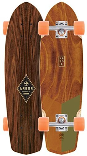Arbor Pocket Rocket Premium 2016 Mini Cruiser Longboard Skateboard New (Arbor Cruiser)