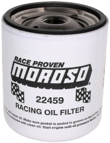 Moroso 22459 Racing Oil Filter for (Moroso Racing)