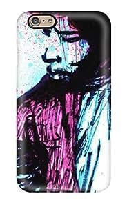 New Design Shatterproof LnUkxPg29403FxgYK Case For Iphone 6 (jimi Hendrix)
