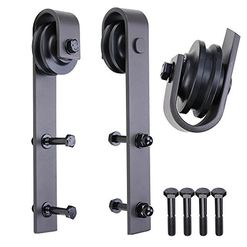Tcbunny 6 6 Feet Sliding Barn Door Hardware Set Superior