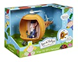 (US) Ben and Holly Wise Old Elf's Helicopter Figure by Ben & Holly