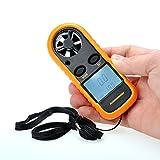 GM816 LCD Digital Anemometer Wind Speed Scale Gauge Meter Thermometer