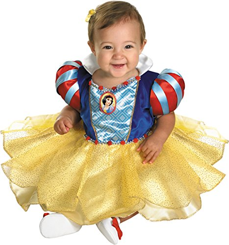 Morris Snow White Costumes (Morris Costumes Baby-Girl's SNOW WHITE INFANT 12-18MOS.)