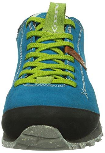 Aku-unisexe Adulte Bellamont Suède Gtx Chaussures De Fitness En Plein Air Turquoise (456 Turquoise / Vert)