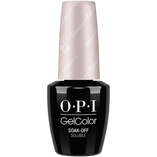 OPI Gel Color Esmalte De Uñas (Breakfast at Tiffanys) - 15 ml.: Amazon.es