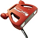 Ray Cook Golf Silver Ray 500 Limited Edition RED Putter, Brand New