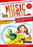 img - for Music Express: Age 6-7 (Book + 3CDs + DVD-ROM): Complete Music Scheme for Primary Class Teachers book / textbook / text book