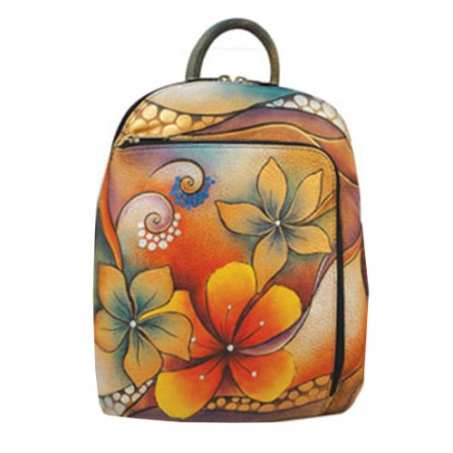 anuschka-hand-painted-genuine-leather-sling-over-travel-backpack-tribal-bloom