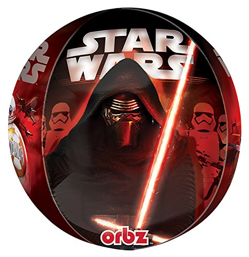 Star Wars The Force Awakens Orbz XL Balloon -