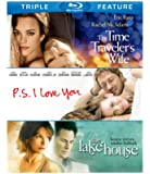 Time Traveler's Wife, The / P. S. I Love You / Lake House, The (BD) (3FE) [Blu-ray]