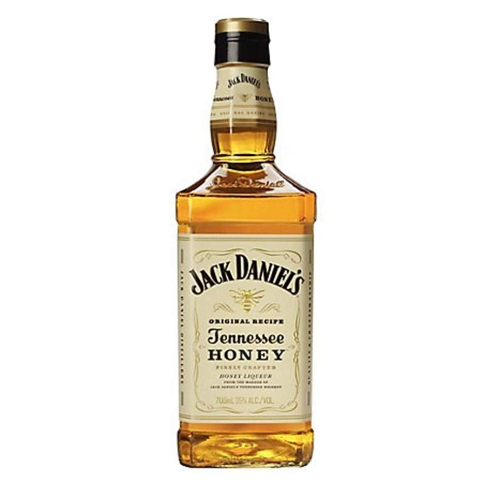 Jack Daniel s Tennessee Honey Whiskey 1 Litre  Amazon.co.uk  Grocery 1f4f45b10