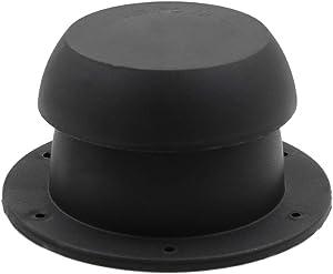 ZSooner RV Roof Ventilation Cap Mushroom Head Shape Round Exhaust Outlet Vent Air Fan for Camper Trailer Motorhome