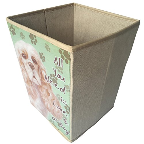 L1 Trash Can Home Decor PU Fabric Wastebasket Creative Recycle Bins Trash Pack For Household Storage Office Supplies