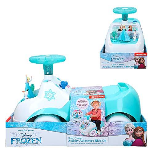 Disney- Correpasillos camioneta interactiva, Frozen (Colorbaby ...