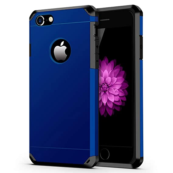 apple iphone 8 cases blue