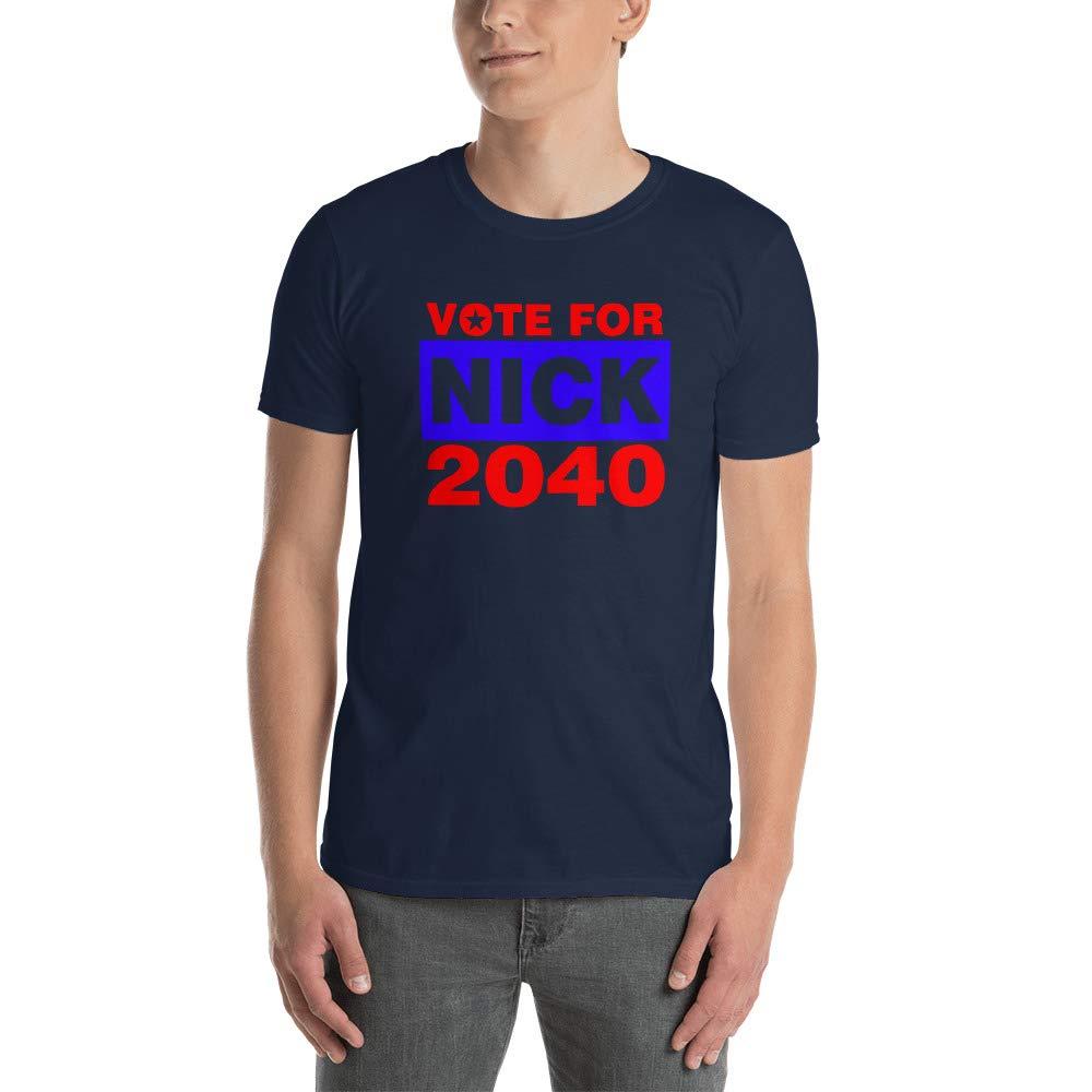 Chloe Miller 91 Vote For Nick 2040 T Shirt