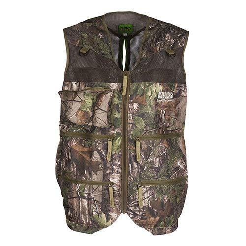 Primos Bow Vest Gen2 M/L Realtree Xtra Green 65732 Vests (Bow Vest)