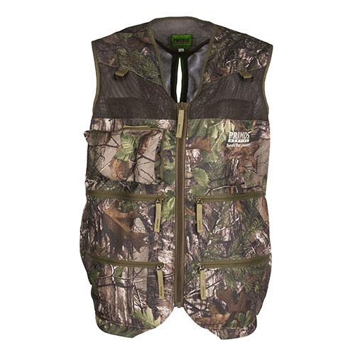 - Primos Bow Vest Gen2 M/L Realtree Xtra Green 65732 Vests