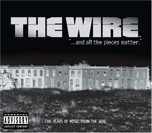Wire: & All the Pieces Matter - Five Years by Wire: & All the Pices Matter Soundtrack edition (2008) Audio CD