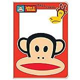 Paul Frank Julius and Friends Monkey Jiraffe Passport Cover Holder ~ No more bent corners during travel