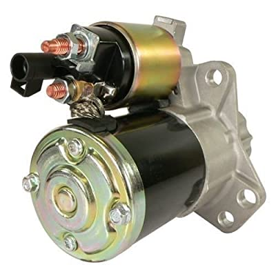 Discount Starter & Alternator Replacement Starter For Chevrolet Camaro 3.6L 2010 2011 2012 2013 2014 12610857: Automotive