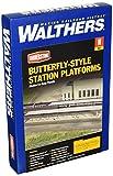 Walthers, Inc. Style Station Platform Shelter Kit