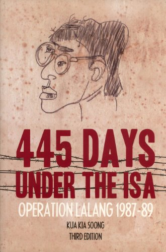 445 Days Under the ISA: Operation Lalang 1987-89
