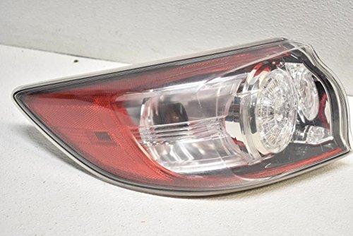 Mazdaspeed 3 Oem Led Tail Lights - 8