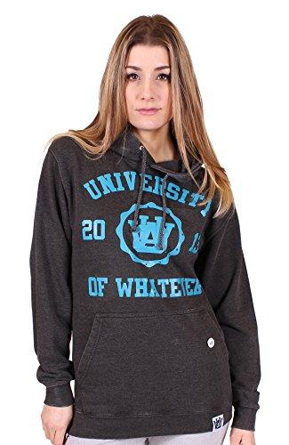 UOW - Sudadera con capucha - para mujer negro