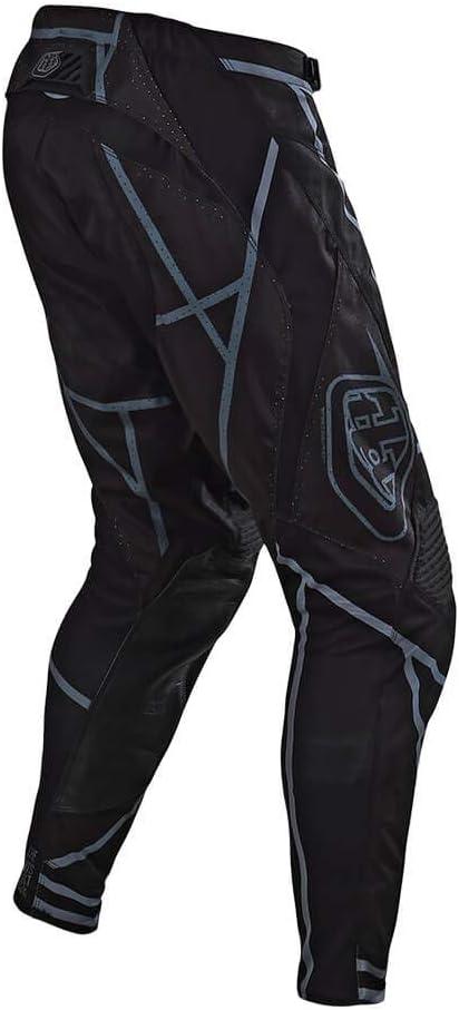 Troy Lee Designs Mens Off-Road Motocross Motorcycle SE Metric Pants Black//White, 30