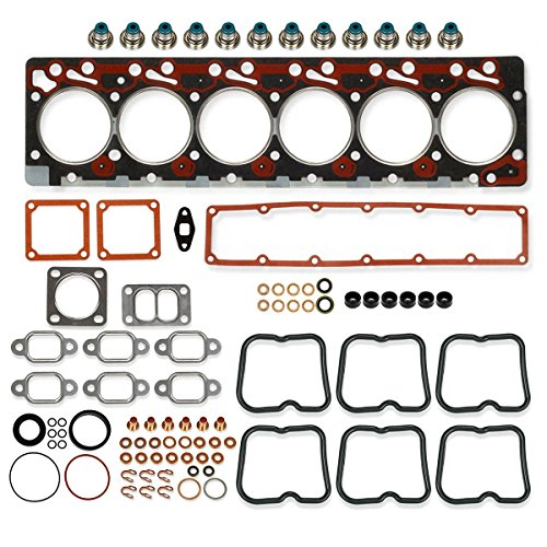 Fit 1989-1998 DODGE RAM CUMMINS DIESEL 5.9L Head Gasket Set EH50020 KBCSFGT6B