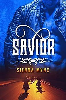 Savior: Motorcycle Club Romance by [Mynx, Sienna]