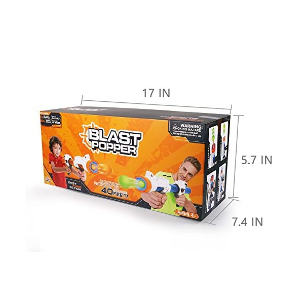 Exercise-N-Play-2-PCS-Power-Popper-Gun-Dual-Battle-Pack