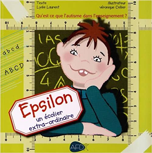 Lire en ligne Epsilon, un écolier extra-ordinaire pdf, epub
