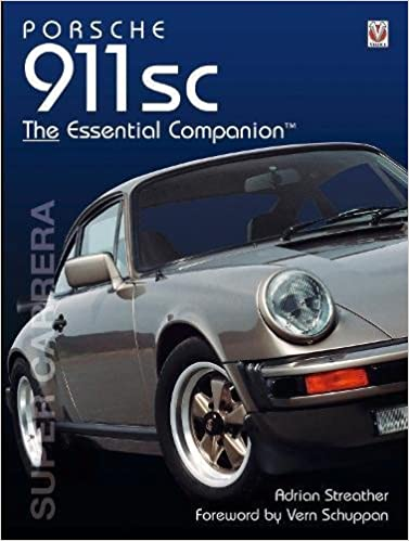 Porsche 911 SC (Essential Companion Series): Amazon.es: Adrian Streather: Libros en idiomas extranjeros