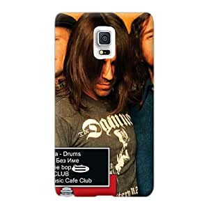Sumsang Galaxy Note 4 Cus20313Ujde Provide Private Custom Stylish Red Hot Chili Peppers Pictures Scratch Protection Hard Phone Cover -MarieFrancePitre