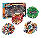 Poveyan Bay Burst Battle Avatar Attack Battle Set with Two Launchers