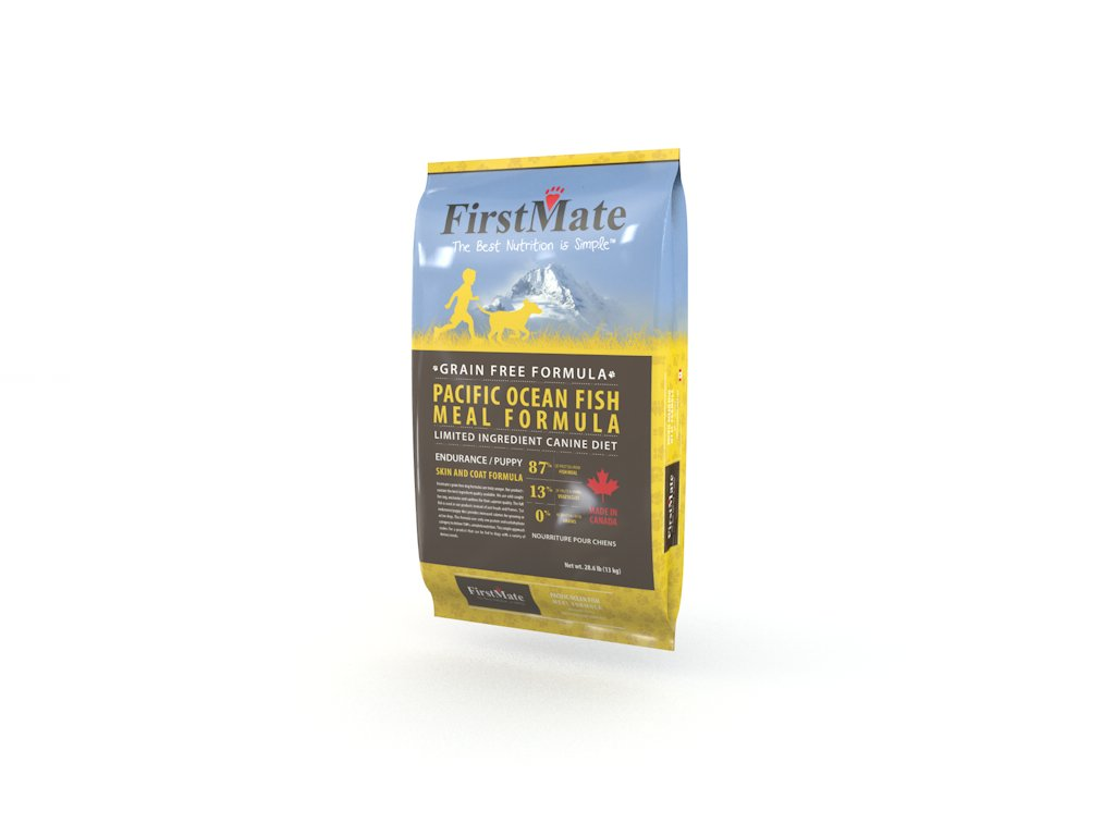 FirstMate Pet Foods Pacific Ocean Fish Puppy, 28.6 Pounds