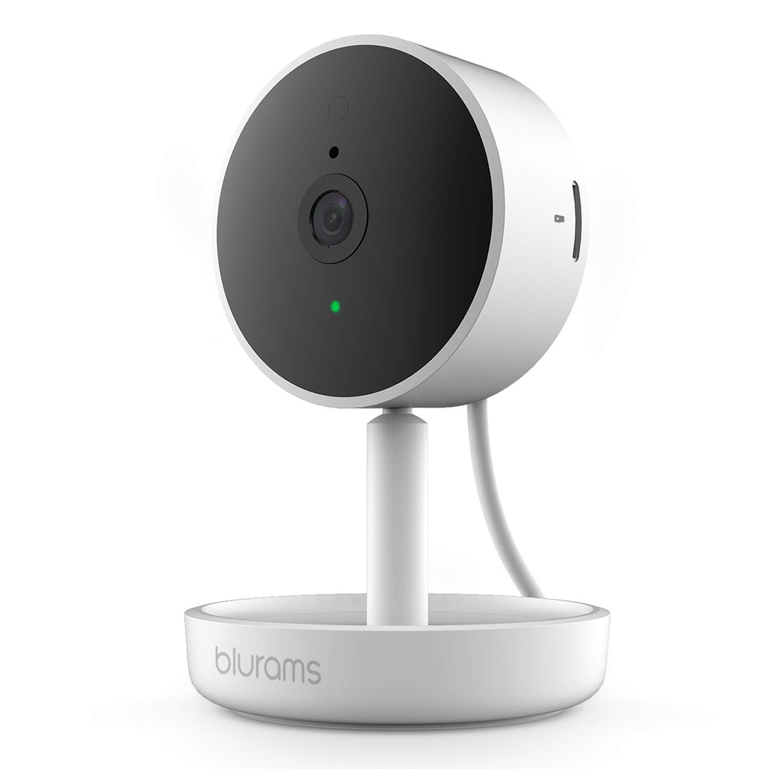 Camera for Home Security blurams 1080p Indoor Security Camera w/ Facial Recognition