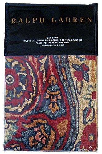 - Ralph Lauren Bohemian Muse Larson King Pillow Sham