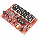 サインスマート DIYキット 水晶振動子 周波数カウンター 1Hz-50MHz 電子自作