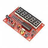 SainSmart DIY Kits 1Hz-50MHz Crystal Oscillator Frequency Counter Meter