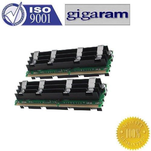 Gigaram 8GB (2X4GB) Kit Apple Mac Pro Tower Memory Upgrades (MB194G/A) DDR2 PC2-6400 FBDIMM