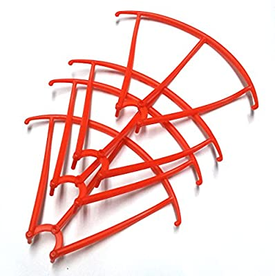 NiGHT LiONS TECH X5 X5c Quadcopter Full Part Set 4motors Propellers Landing Skid Protectors from NiGHT LiONS TECH
