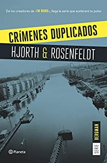 Crímenes duplicados par Hjorth